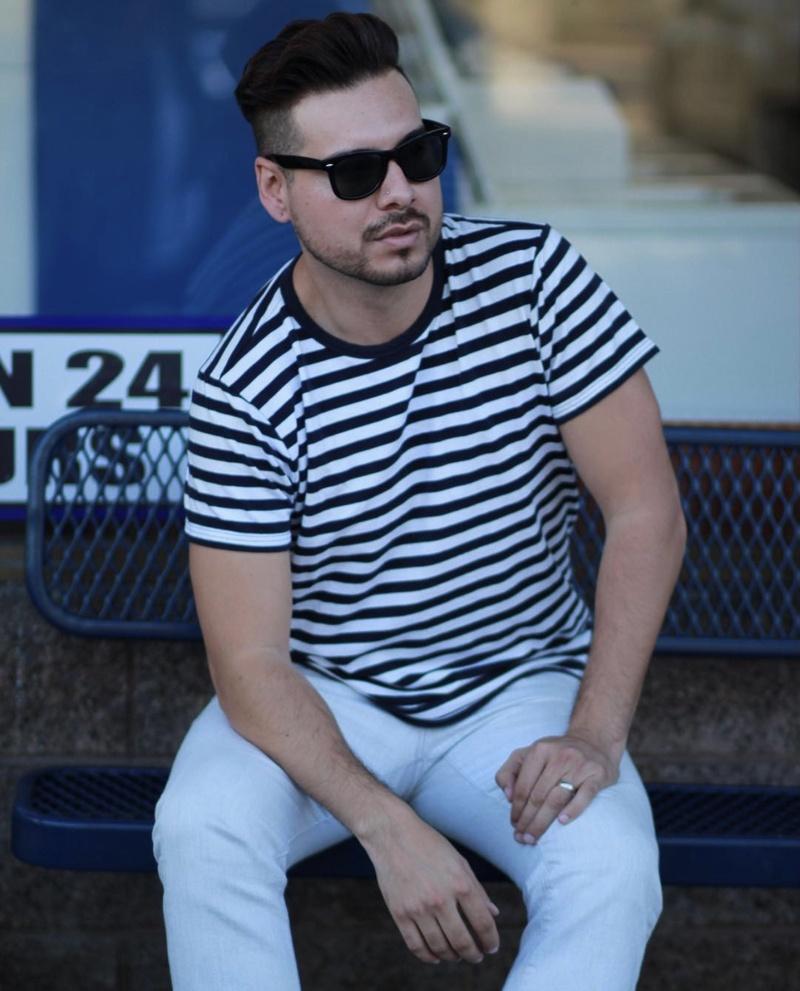 Male model photo shoot of Mark Sevillano Jr in Whittier, CA.