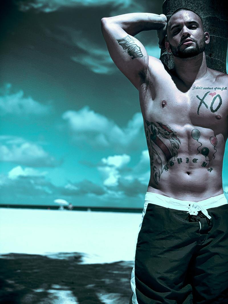 Male model photo shoot of mindingmywave