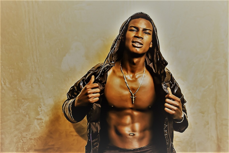Male model photo shoot of K _ D  Photography