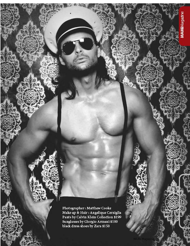 Male model photo shoot of Matthew A Cooke