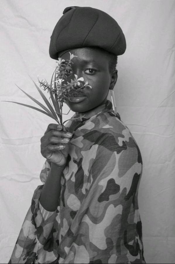 Female model photo shoot of WESTAFRICAN GAL