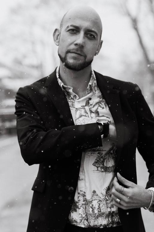 Male model photo shoot of DorianCarlmikael in Toronto
