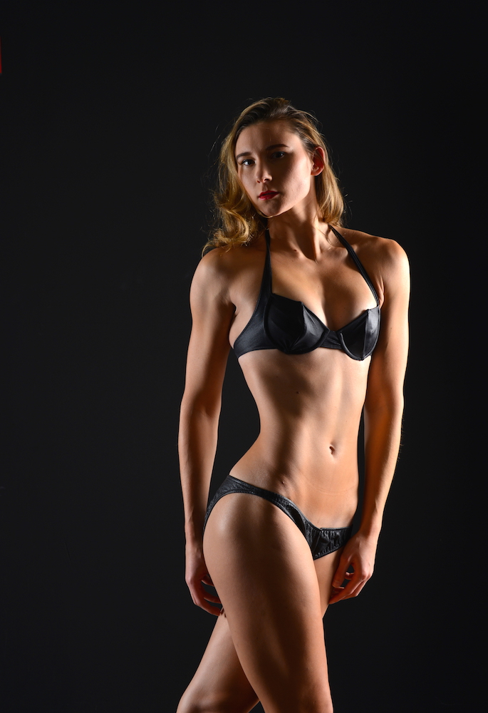 Female model photo shoot of Katherine Fox by don becker photography