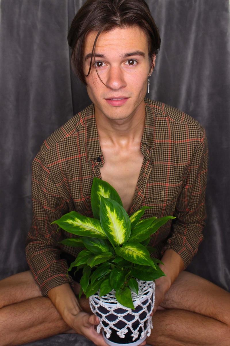 Male model photo shoot of tylerharr2