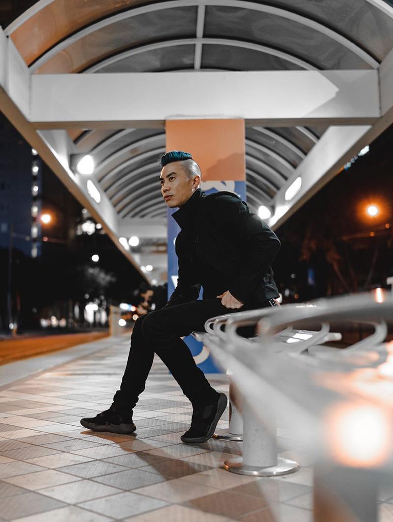 Male model photo shoot of MintMojito