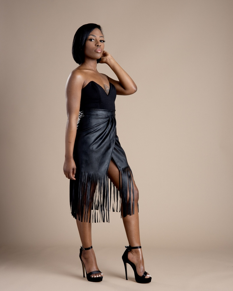Female model photo shoot of BeYOUtifulAmber