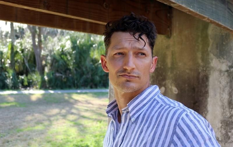 Male model photo shoot of daniel jackson