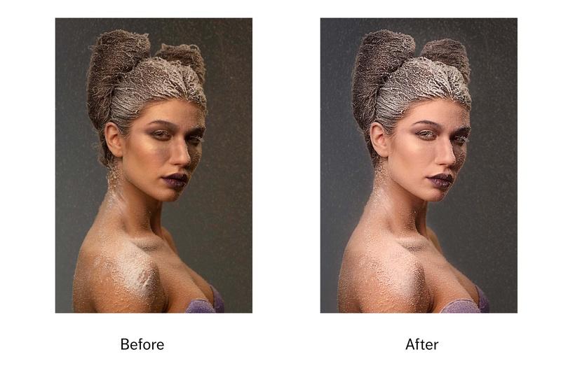 Female model photo shoot of SharronD