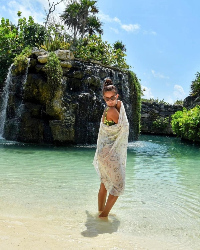 Female model photo shoot of Corazon Company