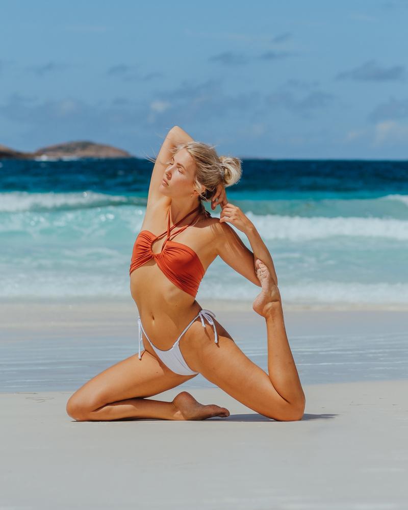 Female model photo shoot of Sylph Sia in Esperance, Western Australia