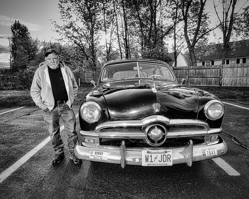 Male model photo shoot of Dan Splaine Photography in Massachusetts